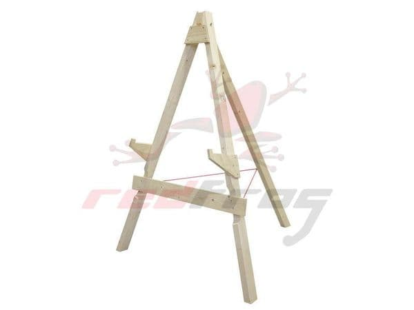Wood Target Stand 3-Leg Small for Targets