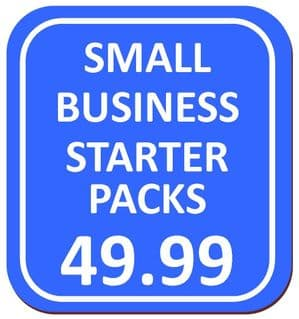 Business stationary start up pack