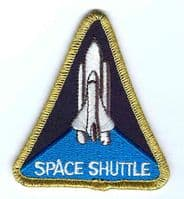 "3"" Space Shuttle Program Insignia"