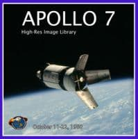 Apollo 7 Image Library