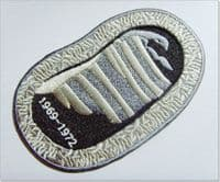 Apollo Lunar Missions Boot Print Patch