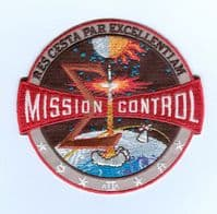 Apollo NASA Mission Control Patch