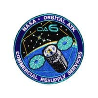 CRS Orbital OA-6 Resupply Patch