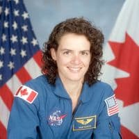 "CSA Astronaut Julie Payette 8"" x 10"" Full Colour Portrait #1"