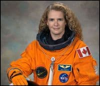 "CSA Astronaut Julie Payette 8"" x 10"" Full Colour Portrait #2"