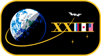 Expedition 23 Mission Decal