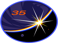 Expedition 35 Mission Decal