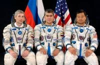 International Space Station Expedition 10 Official Crew Photograph #2