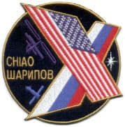 International Space Station Expedition 10 Patch