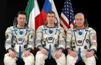 International Space Station Expedition 11 Official Crew Photograph #2