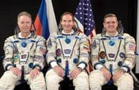 International Space Station Expedition 12 Official Crew Photograph #3