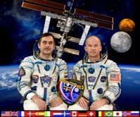 International Space Station Expedition 13 Official Crew Photograph #3
