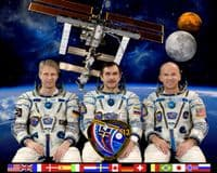 International Space Station Expedition 13 Official Crew Photograph #4