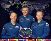 International Space Station Expedition 15 Official Crew Photograph #2