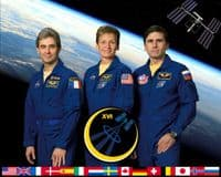 International Space Station Expedition 16 Official Crew Photograph #4