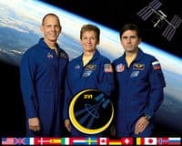 International Space Station Expedition 16 Official Crew Photograph #6