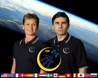 International Space Station Expedition 16 Official Crew Photograph #7