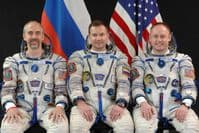 International Space Station Expedition 18 Official Crew Photograph #6
