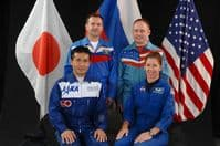 International Space Station Expedition 18 Official Crew Photograph #9