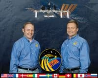 International Space Station Expedition 18 Official Crew Photograph