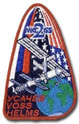 International Space Station Expedition 2 Patch