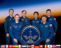 International Space Station Expedition 20 Official Crew Photograph #1