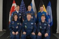 International Space Station Expedition 20 Official Crew Photograph #2