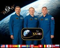 International Space Station Expedition 23 Crew Portrait #4