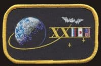International Space Station Expedition 23 Patch (Final Design)