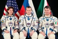 International Space Station Expedition 24 Back up Crew Portrait