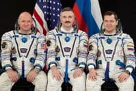 International Space Station Expedition 25 Crew Portrait - Sokol