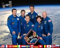 International Space Station Expedition 26 Official Crew Photograph