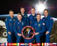 International Space Station Expedition 29 Official Crew Portrait