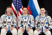 International Space Station Expedition 29 Official Crew Portrait #3