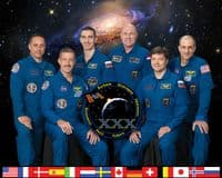International Space Station Expedition 30 Official Crew Portrait