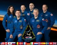 International Space Station Expedition 33 Official Crew Portrait
