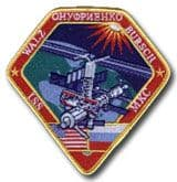 International Space Station Expedition 4 Patch