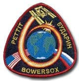 International Space Station Expedition 6 Patch