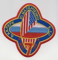 International Space Station Expedition 7 Patch #2
