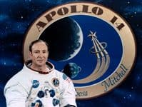 NASA Apollo 14 Astronaut Edgar 'Ed' Mitchell Full Colour Portrait