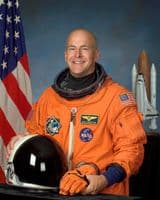 NASA Astronaut Alan Poindexter