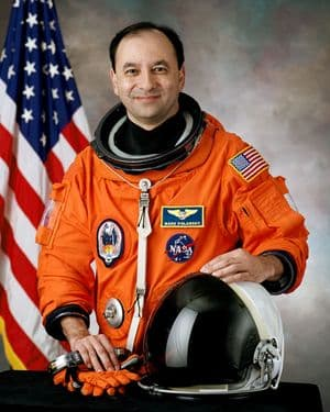 NASA Astronaut Mark Polansky 8