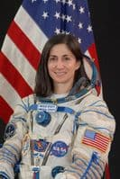 NASA Astronaut Nicole P. Stott Full Colour Portrait (Sokol Suit)