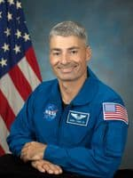 NASA Astronaut Portrait - Mark T. Vande Hei (NASA)