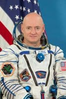 NASA Astronaut Scott Kelly Colour Portrait