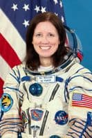 NASA Astronaut Shannon Walker
