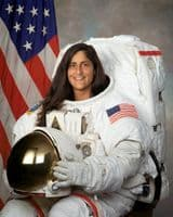 NASA Astronaut Sunita Williams