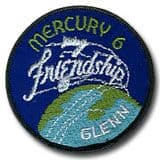 "NASA Mercury 6 Patch 4"" Version"