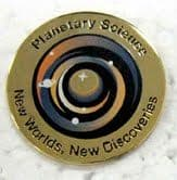 NASA Planetary Missions Lapel Pin