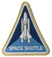 NASA Space Shuttle Program Patch 8""